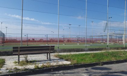 Campo a 11 Colmata, lavori alla Limonta Sport