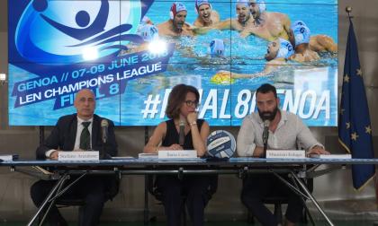 La Pro Recco a caccia della Champions: dal 7 al 9 giugno a Genova