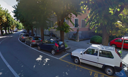 Chiavari, cambio viabilità in corso Genova