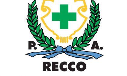 La Croce Verde di Recco sul set di un cortometraggio