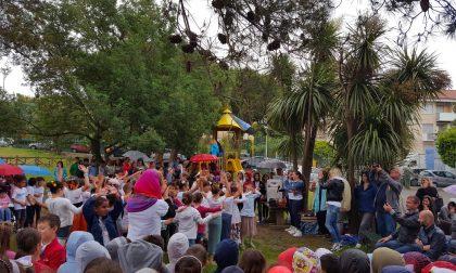 Sestri, Festa dell'Orto alla primaria di via Lombardia