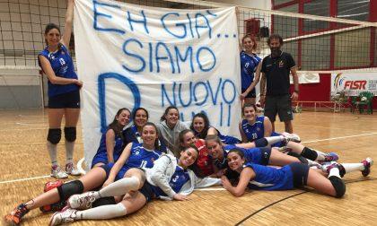 Pallavolo, VBC AVIS Casarza Ligure campione della prima divisione – Liguria Levante