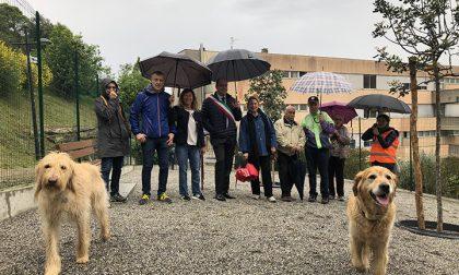 Area cani di via Ghio, domani la riapertura
