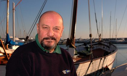 Lavagna e mondo della nautica in lutto per la morte di Cesare Sangermani