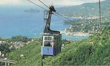 Funivia Rapallo-Montallegro, corse straordinarie per la festa di luglio