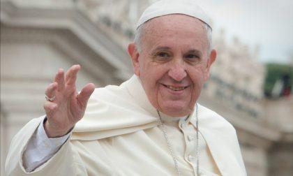 Di Capua, il messaggio di Papa Francesco