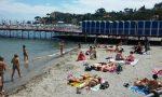 Revocato il divieto: tutto il mare di Rapallo torna balneabile