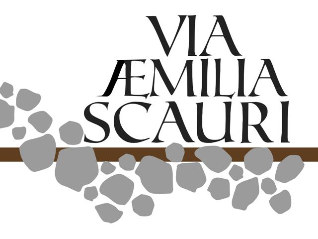 Il Caboto Vince il logo per la via Aemilia Scauri