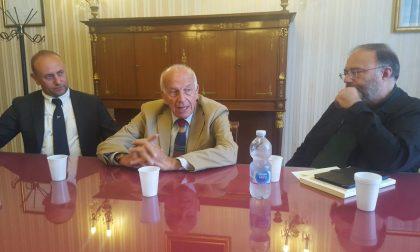 Bertinotti torna a Chiavari per un incontro organizzato dalla Diocesi