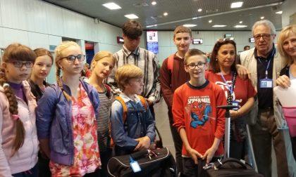 Bimbi bielorussi ospitati a Recco
