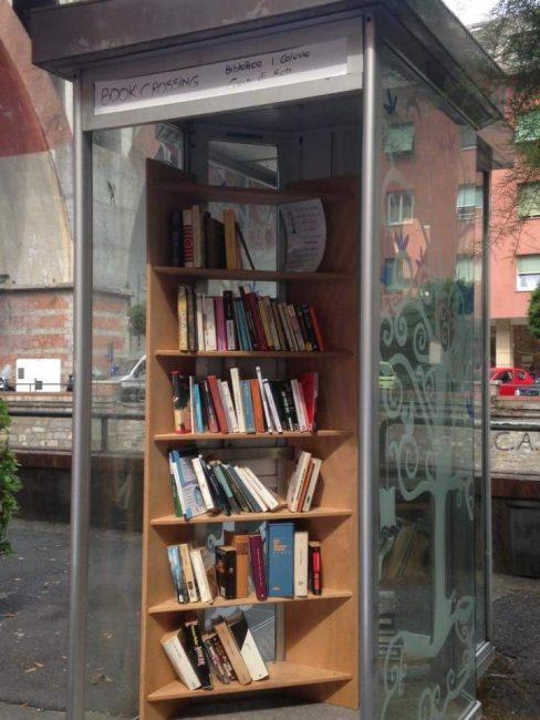 Book crossing che passione! L&#8217&#x3B;iniziativa a Sori