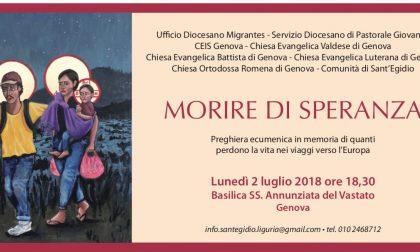 A Genova cristiani e musulmani pregano per i migranti