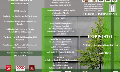 """Al via la mostra itinerante """"L'Opposto"""""""