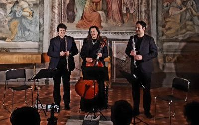 Il Trio Piceno Classica a Sori