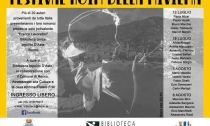 Arriva il Festival Noir della Riviera