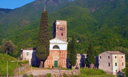 Sabato visita guidata all'Abbazia di Sant'Andrea di Borzone