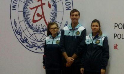 Tre atleti di Lavagna ai Campionati del Mondo di tai chi chuan