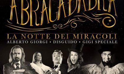 Stasera Abracadabra – La notte dei Miracoli in piazza Mazzini