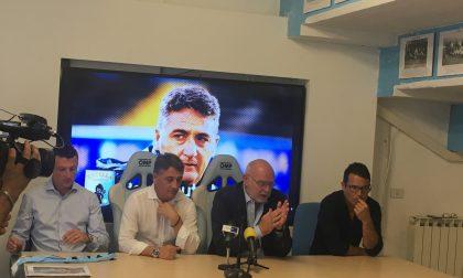 Roberto Boscaglia è il nuovo allenatore dell'Entella