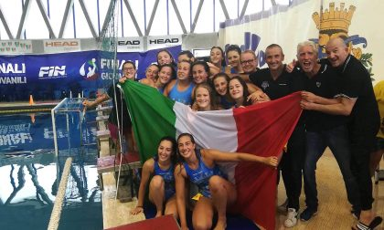 Rapallo campione d'Italia Under 19 femminile
