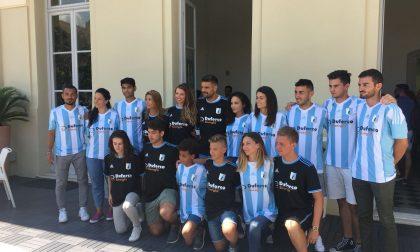 L'Entella presenta le nuove magliette, lo sponsor è Adidas