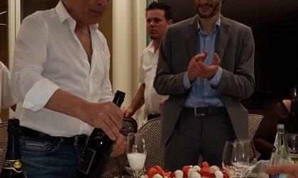 Consegnato a Dodi Battaglia  il Premio Pirotecnico 2018 a Portofino