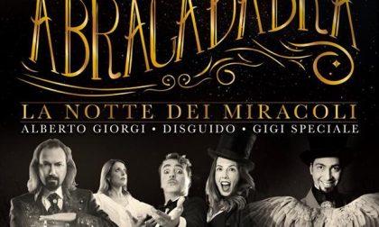 Magia e illusionismo: arriva Abracadabra La corte dei miracoli in piazza Mazzini a Chiavari