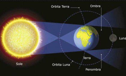 Eclissi di luna, venerdì serata osservativa sul Passo del Bocco di Bargone