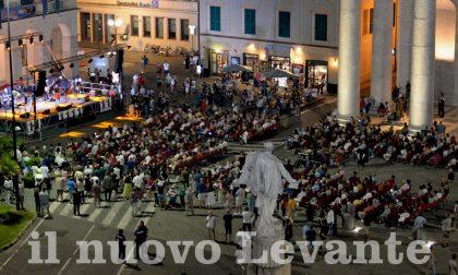 Pedrini in concerto a Chiavari, le foto