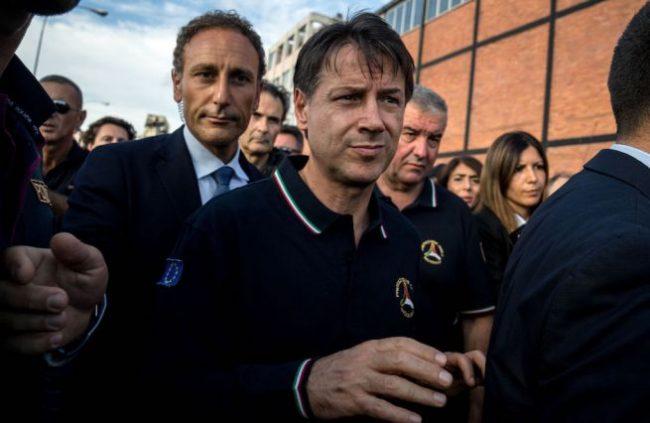 Consiglio dei ministri, stanziati 5 milioni per i primi interventi dopo il crollo del ponte Morandi
