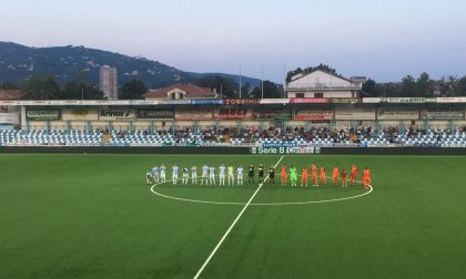 L'Entella travolge il Robur Siena
