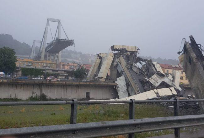 Genova, 39 vittime confermate. Ma si scava ancora
