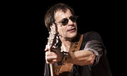 Sestri, stasera concerto rock al Conchiglia con Massimo Priviero