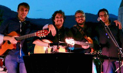 La Roberto Frugone Band domani sera a Notti tra le Note