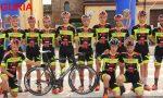 Ciclismo: il Team Lan Service correrà sabato con il lutto al braccio