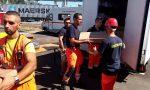 Crollo Morandi, in viaggio per soccorritori e sfollati la torta dei Fieschi
