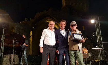 Valle Christi Jazz, Bagnasco premia Gianni Cazzola