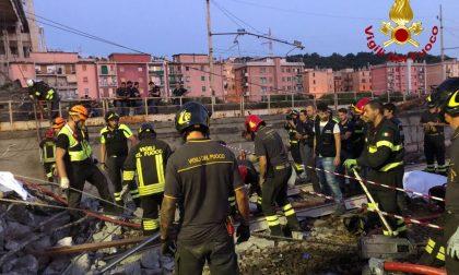 """Ponte Morandi, Matteo Salvini: """"Le case sotto il viadotto saranno abbattute"""""""