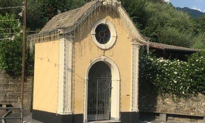 Moconesi: atto vandalico oggi pomeriggio nella cappella di Pezzonasca