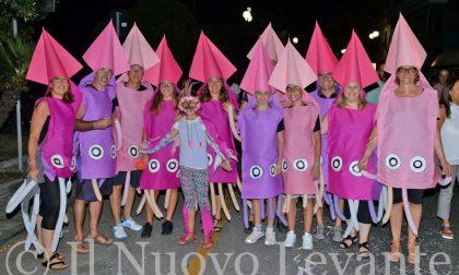 Stasera il Carnevale d'agosto a Chiavari