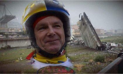 Ponte Morandi, tra le vittime il campione di trial Giorgio Donaggio