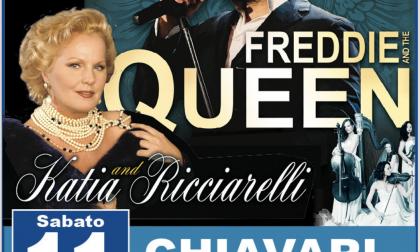 Freddie & Queen and Katia Ricciarelli a Chiavari
