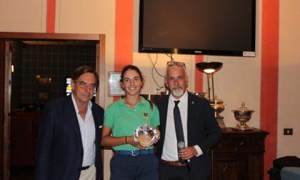 Lucrezia Rossettin vince il Trofeo del Tigullio