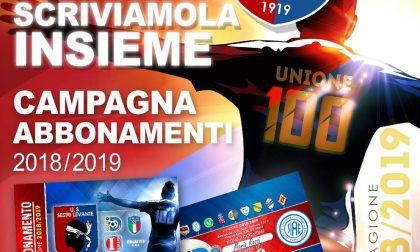 Serie D, scattata la campagna abbonamenti del Sestri Levante