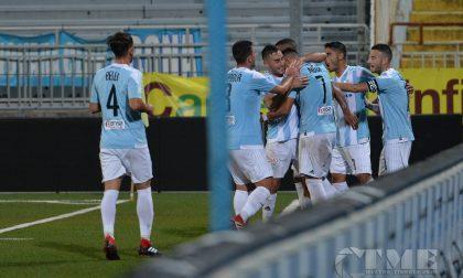 La Virtus Entella domenica gioca in Serie C in attesa del Tar