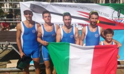 Figari, confermato il titolo italiano