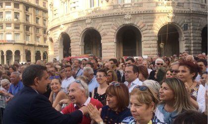 """Crollo Morandi, Toti: """"Entro settembre inizio demolizione"""""""