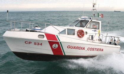 A Portofino il funerale di Wanda Prato, il feretro arriva dal mare