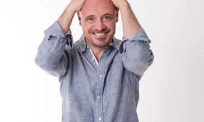 Leonardo Manera apre la sezione di Comic Bazar al Teatro di Cicagna
