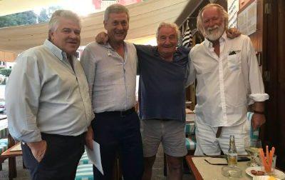Le leggende della vela si ritrovano a Portofino